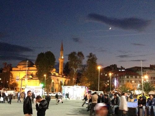イスタンブールで刺激をもらっています。_f0088456_17311570.jpg