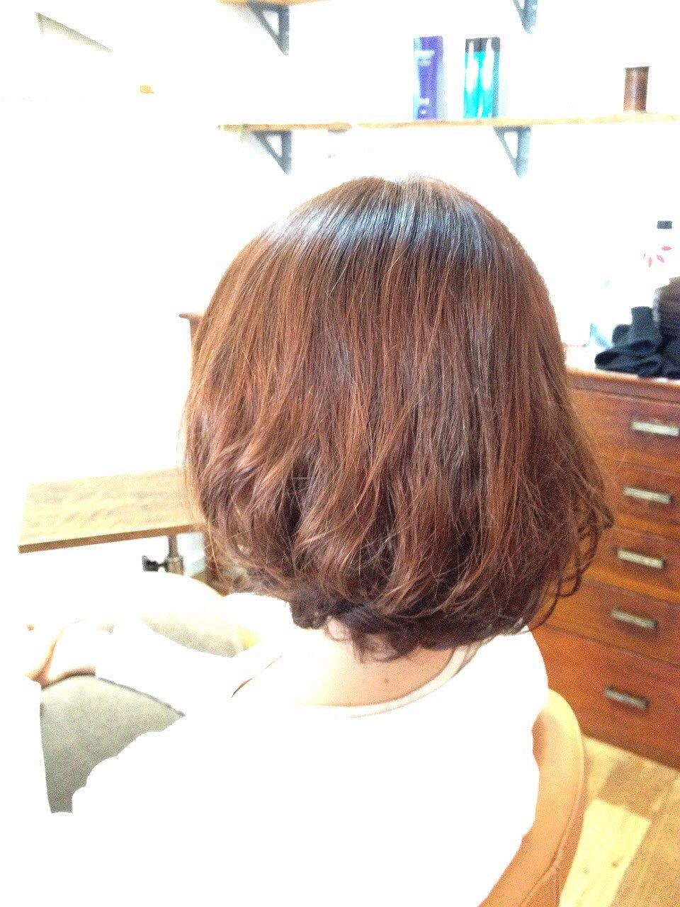 キラ髪トリートメント&パーマ_a0174660_112287.jpg