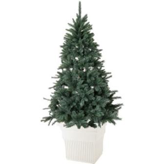 ホワイトカラーの素敵なポット付きクリスマスツリーご紹介~_f0029571_23543771.jpg