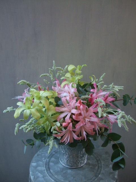 オークリーフ(㐂八さん、9周年のお花)_f0049672_1414619.jpg