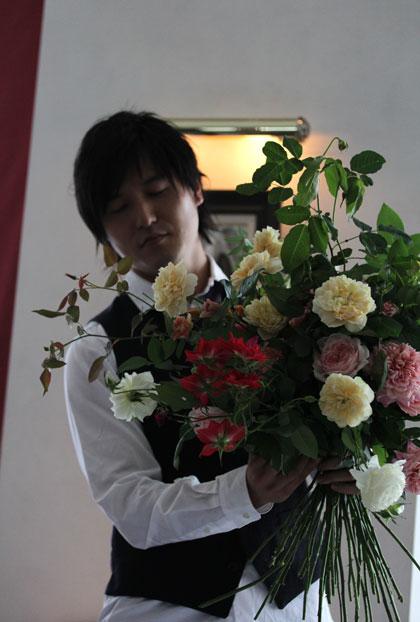 秋の薔薇に魅せられる神戸での一日_f0127281_14282366.jpg
