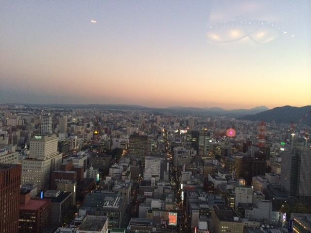 札幌JRタワー からの~!_d0122014_13162815.jpg