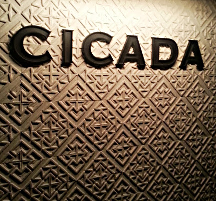 「CICADA(シカダ)」@表参道_b0051666_17102379.jpg