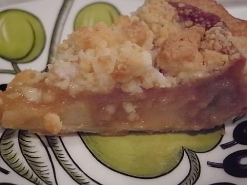 おばあちゃんの味のアップルパイ「GRANNY SMITH (グラニースミス)」@表参道_b0051666_17125499.jpg