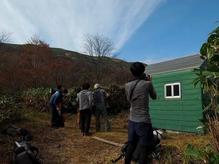 2013.11.3-4 谷川岳を歩いて泊まる山旅 day1_b0219778_19215868.jpg