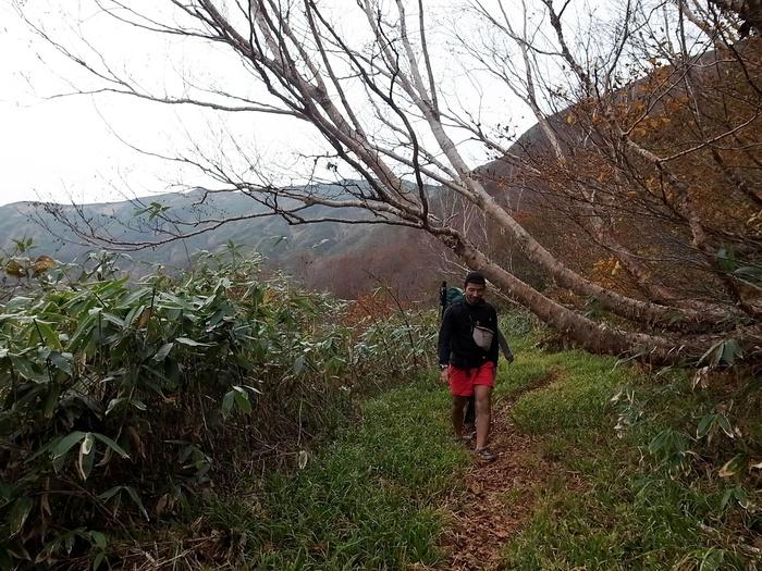 2013.11.3-4 谷川岳を歩いて泊まる山旅 day1_b0219778_19253874.jpg