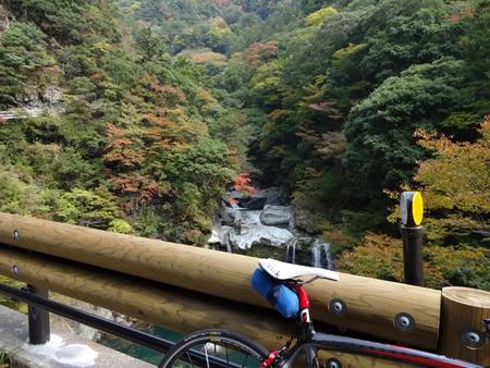 初めての霧越峠と紅葉狩り_e0201281_21124428.jpg
