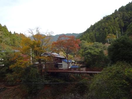 初めての霧越峠と紅葉狩り_e0201281_2121758.jpg