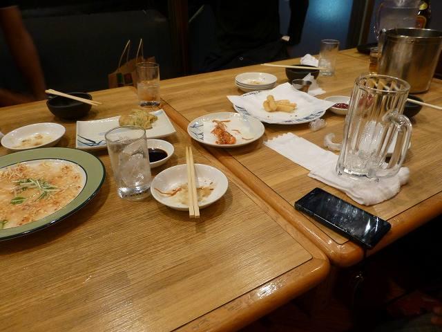 平成25年秋沖縄ダイビング ローソンの昼食と居酒屋「鈴」_c0118393_1526562.jpg