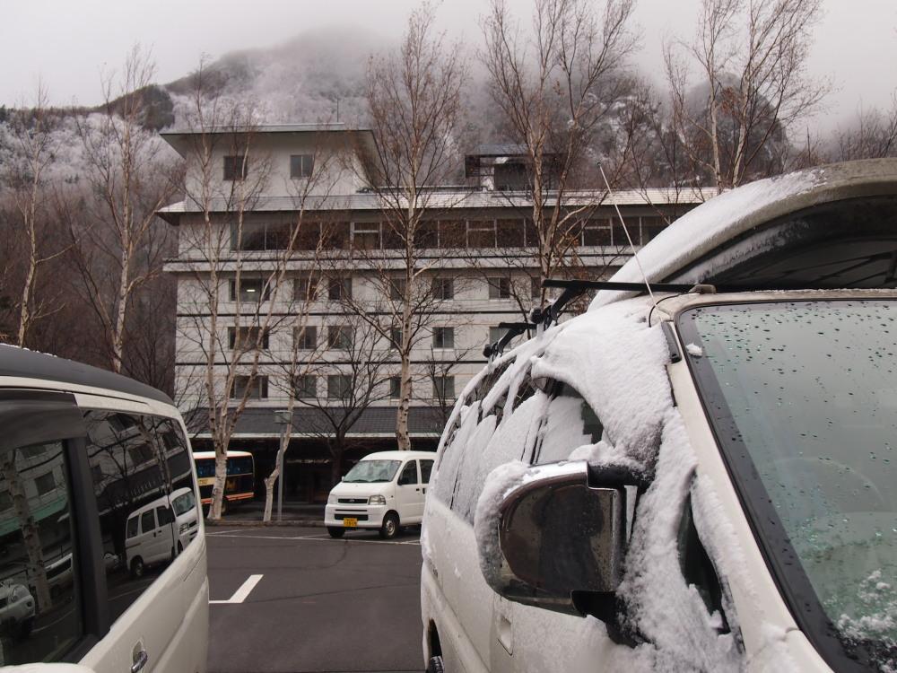 今年も「とほ宿」の総会で・・三国峠を越え層雲峡に行ってきました。_f0276498_22134765.jpg