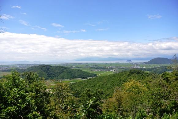 小谷城跡から長浜城へ_f0221707_1753258.jpg