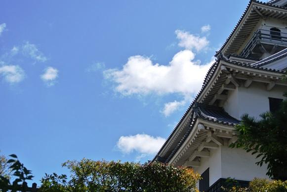 小谷城跡から長浜城へ_f0221707_17552420.jpg