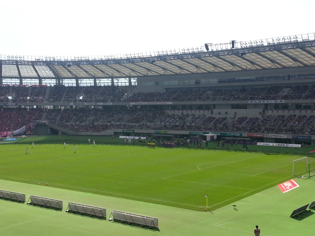 2013JリーグDivision1 第31節 FC東京 - セレッソ大阪_b0042308_2114029.jpg