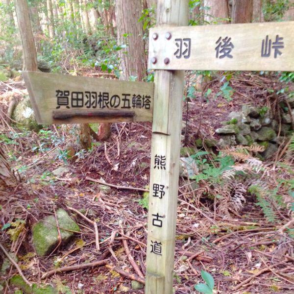 熊野古道@ 三木峠-羽後峠コース_e0292546_7384666.jpg