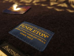 """PENDLETON blanket for ANATOMICA\""ってこんなこと。_c0140560_10451440.jpg"