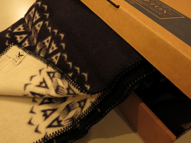 """PENDLETON blanket for ANATOMICA\""ってこんなこと。_c0140560_10452782.jpg"