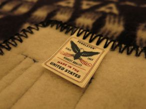 """PENDLETON blanket for ANATOMICA\""ってこんなこと。_c0140560_10463452.jpg"