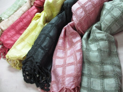 Colorful Design Silk Shawls_c0199460_1152094.jpg