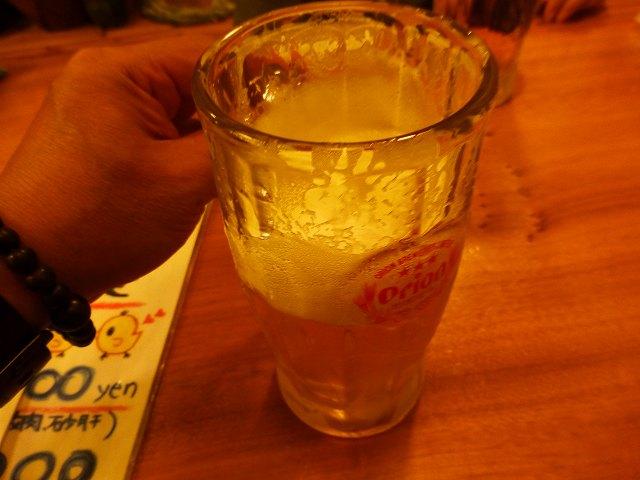 平成25年秋沖縄ダイビング3日目夜 居酒屋「海(かい)」_c0118393_1033435.jpg
