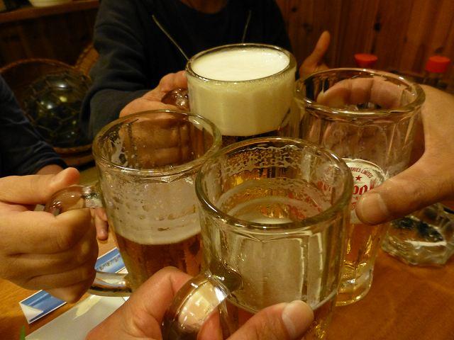 平成25年秋沖縄ダイビング3日目夜 居酒屋「海(かい)」_c0118393_1046054.jpg