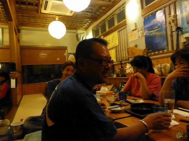 平成25年秋沖縄ダイビング3日目夜 居酒屋「海(かい)」_c0118393_11502351.jpg