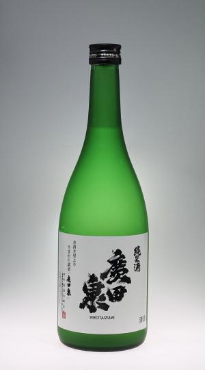廣田泉 純米原酒 [明科酒造]_f0138598_20443554.jpg