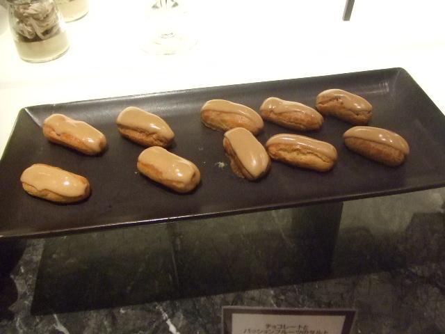 ヒルトン東京 マーブルラウンジ コロンビアン・コーヒー&チョコレートデザートフェア_f0076001_21453077.jpg
