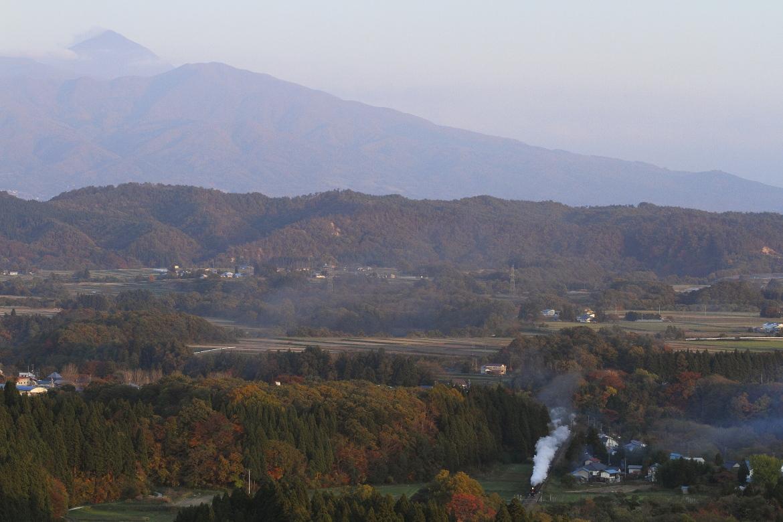 磐梯山 秋景色 - 2013年紅葉の磐西 -  _b0190710_232046100.jpg