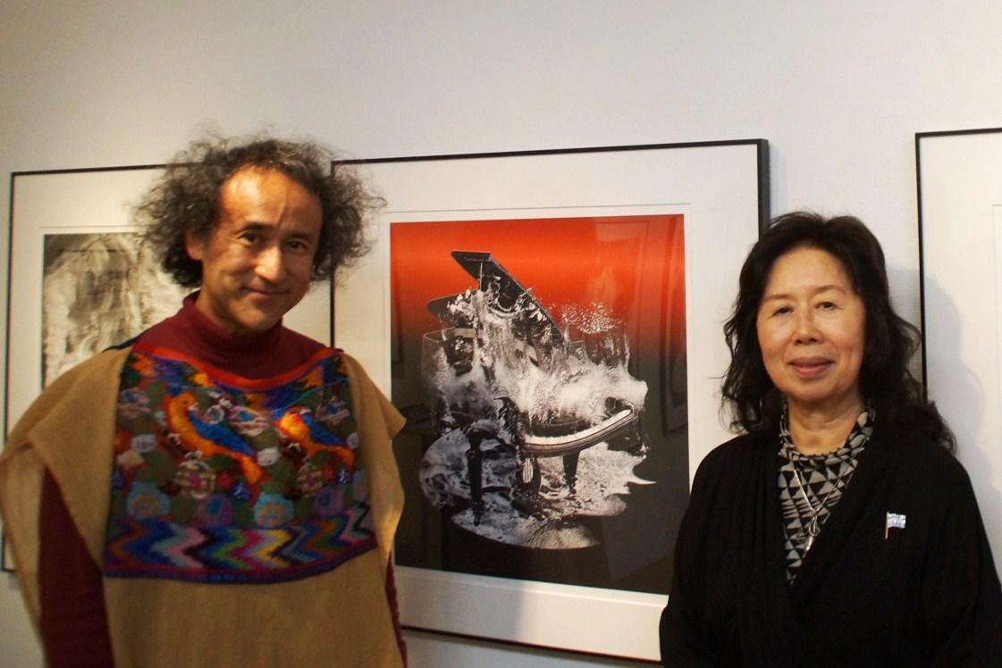 星野美智子さんの新作展「―ボルヘスの詩に寄せて:Rose Memorized-Buenos Aires-」@ギャルリー志門_f0006713_2271417.jpg