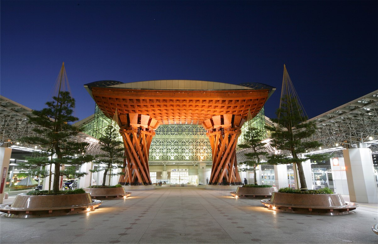 金沢のおすすめ観光スポット 9 ... : 日本地図 平野 : 日本