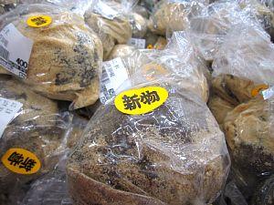 「木の山芋」今年の新芋出荷はじまる_c0141652_174030.jpg