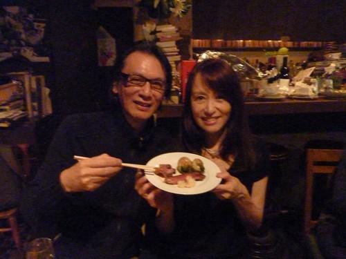 2013-11-11 木住野佳子さんとのイヴェントも無事終了_e0021965_0344118.jpg