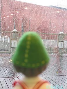 11月11日ノッポさん、ひとり旅♪青森初雪!♪_a0099166_20729100.jpg