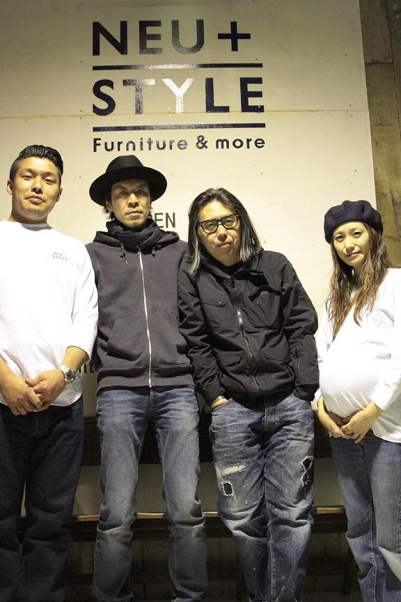 藤原ヒロシ×INO hidefumi special live_c0146581_22573793.jpg