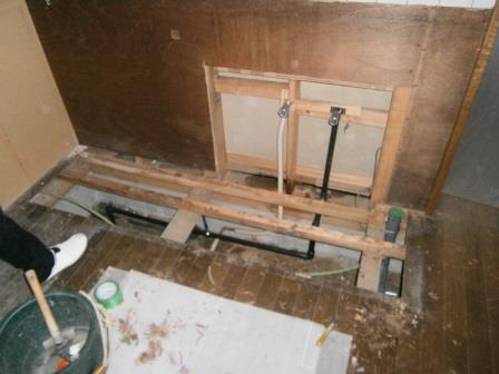 キッチン工事が始まりました_e0190287_21204456.jpg