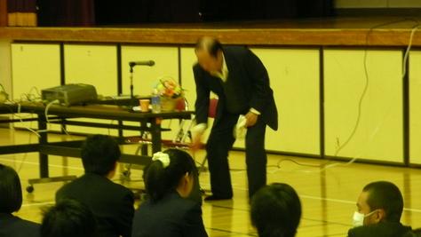 11月19日 埼玉県立浦和北高等学校修学旅行事前学習  その7_d0249595_1661795.jpg