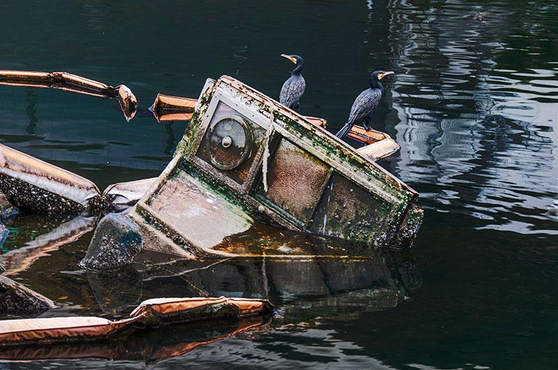 記憶の残像-580  神奈川県横浜市 京浜運河-13_f0215695_18215460.jpg