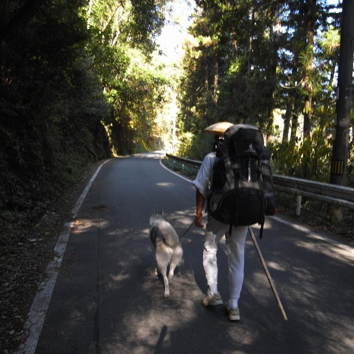 Memory of the second pilgrimage with husky HANA_c0049299_17541719.jpg
