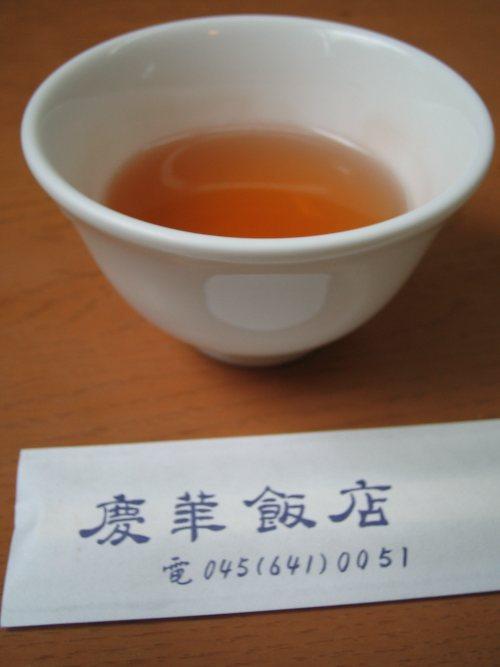 蝦わんたん in 慶華飯店_d0227799_11161831.jpg