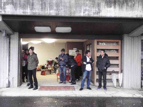 「CAFE Ryusenkei」(@神奈川県足柄下郡箱根町)_f0064203_7283992.jpg