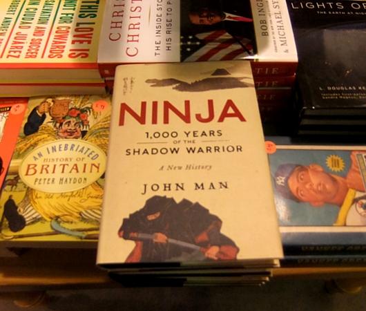 ニューヨークの大学生気分をちょっぴり味わえる本屋さん NYU Bookstore_b0007805_13473579.jpg