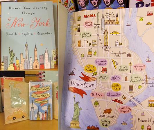 ニューヨークの大学生気分をちょっぴり味わえる本屋さん NYU Bookstore_b0007805_13474578.jpg