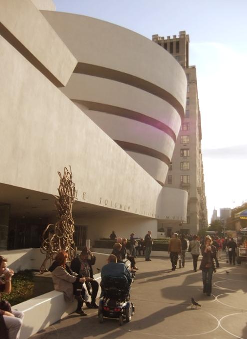 紅葉のミュージアム・マイルでリラックス散歩_b0007805_3155455.jpg