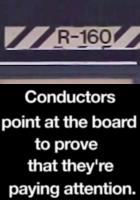 NYの地下鉄の車掌さんに笑顔になってもらう実験?! The New York Subway Signs Experiment_b0007805_472077.jpg