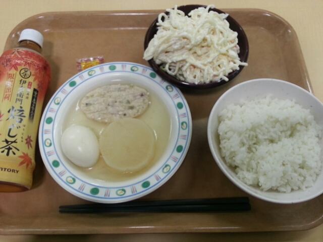 今日の朝食@会社Vol.66_b0042308_7285687.jpg