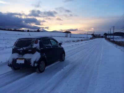 すっかり雪景色(^.^)_f0096216_18563416.jpg