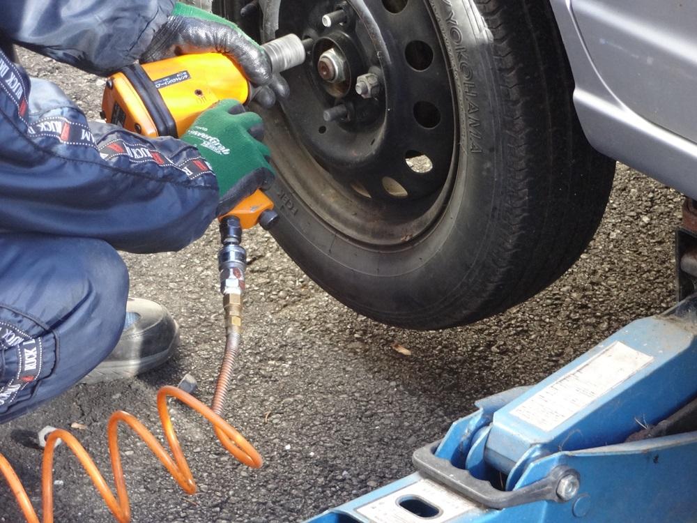 タイヤ交換_c0111229_17441212.jpg