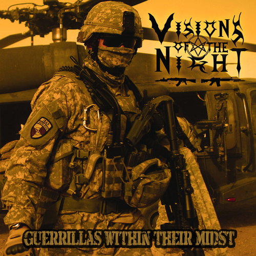 Visions of The Night 「GUERRILLAS WITHIN THEIR MIDST」_a0093332_20553329.jpg