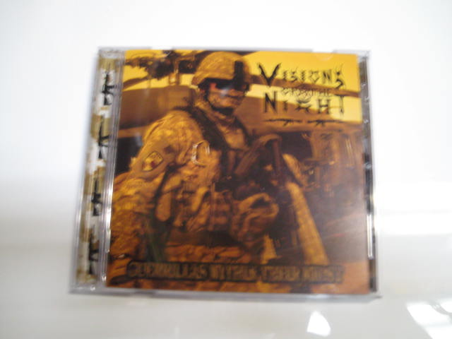 Visions of The Night 「GUERRILLAS WITHIN THEIR MIDST」_a0093332_2057526.jpg