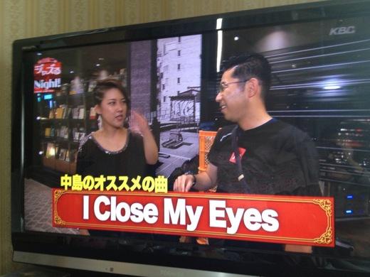 KBCテレビ、中洲ジャズでナカジーの一押しに選ばれましたー♬_a0150139_844439.jpg